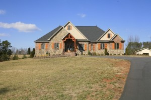 custom homes winston-salem